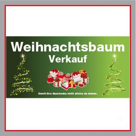 Weihnachtsbaum Verkauf grün