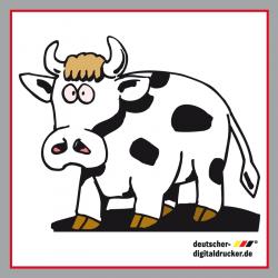 Kuh Elsa, Gartenfigur, Dekoartikel, Dekofiguren, Dekokuh, Kuh zum aufstellen