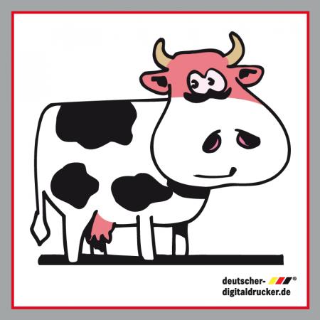 Kuh Helga, Gartenfigur, Dekoartikel, Dekofiguren, Dekokuh, Kuh zum aufstellen