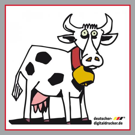 Kuh Gerdruth, Gartenfigur, Dekoartikel, Dekofiguren, Dekokuh, Kuh zum aufstellen