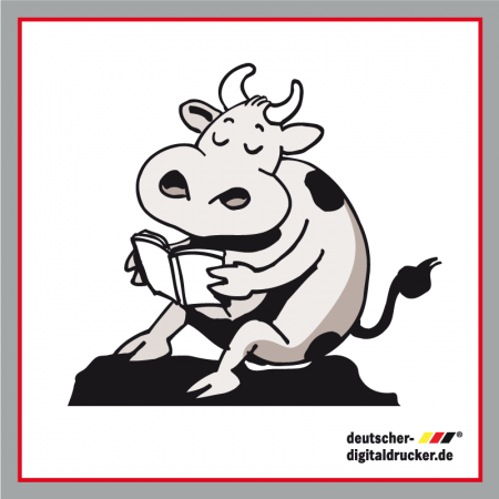 Kuh Gerd, Gartenfigur, Dekoartikel, Dekofiguren, Dekokuh, Kuh zum aufstellen