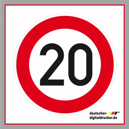 Verkehrsschild, Straßenschild