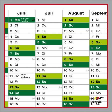 Kalender, Kalender 2020, XXL Kalender, Wandkalender, Firmenkalender