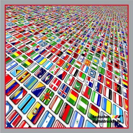 Länderflaggen, Länderfahne bestellen, Länderfahne günstig bestellen
