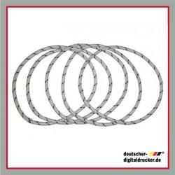 Halteschlaufe, Seilschlaufe, Fahnenring, Mastschlaufe, geschlossene Seilschlaufe