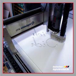 Fräsen, CNC Fräsen
