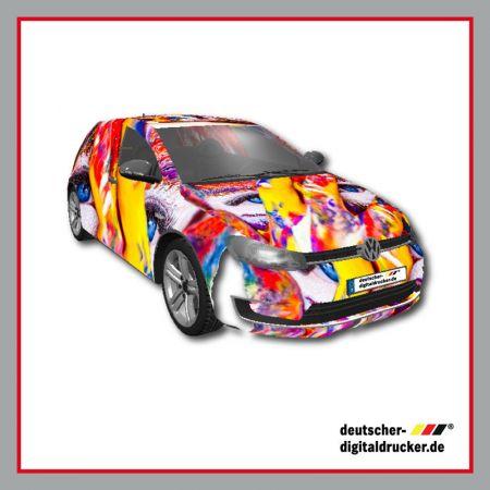 Folie, Autofolierung, Auto, Verklebungen, 3D Verklebungen, Carwrapping, Car Wrapping Wangen, KFZ-Folierungen Wangen