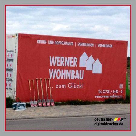 Containerkleid, Container Husse, containerhusse, Container Verkleiden, Container Streichen, Container Folieren